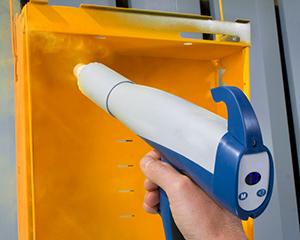 Nordson Spray Gun Metal Coating