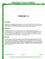 Freibond 23 PDS