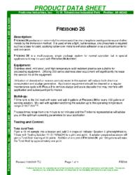 Freibond 26 PDS