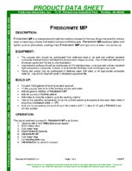Freibornite MP PDS