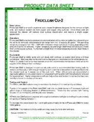 Freiclean CU2