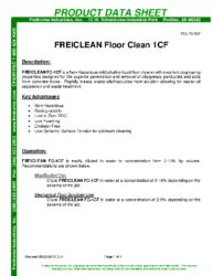 Freiclean FC-1CF