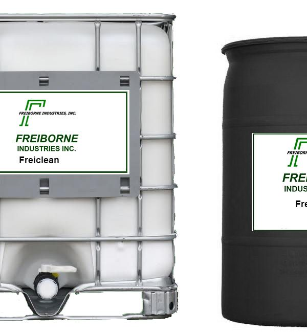 Acidic Liquid Brightener for Aluminum : Freiborne Industries, Inc
