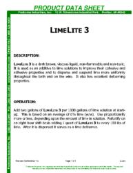Limelite 3 PDS