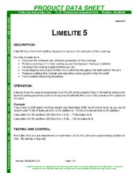 Limelite 5 PDS