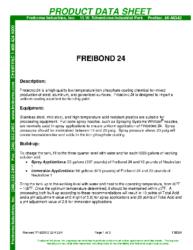 Freibond 24 PDS